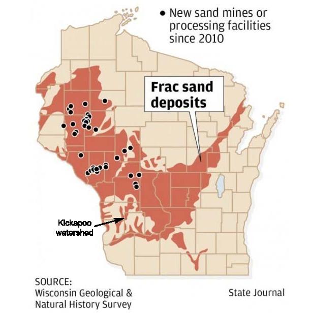 wisconsin gold deposit maps illinois