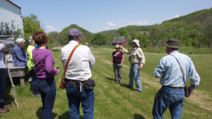 West Fork Watershed Council outdoor gathering